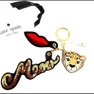 🆕 Kate Spade Meow Key Fob